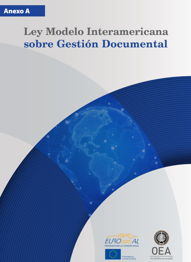 Ley Modelo Interamericana sobre Gestión Documental