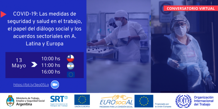 COVID-19 – occupational health and safety measures and the role of social dialogue and sectoral agreements in Latin America and Europe