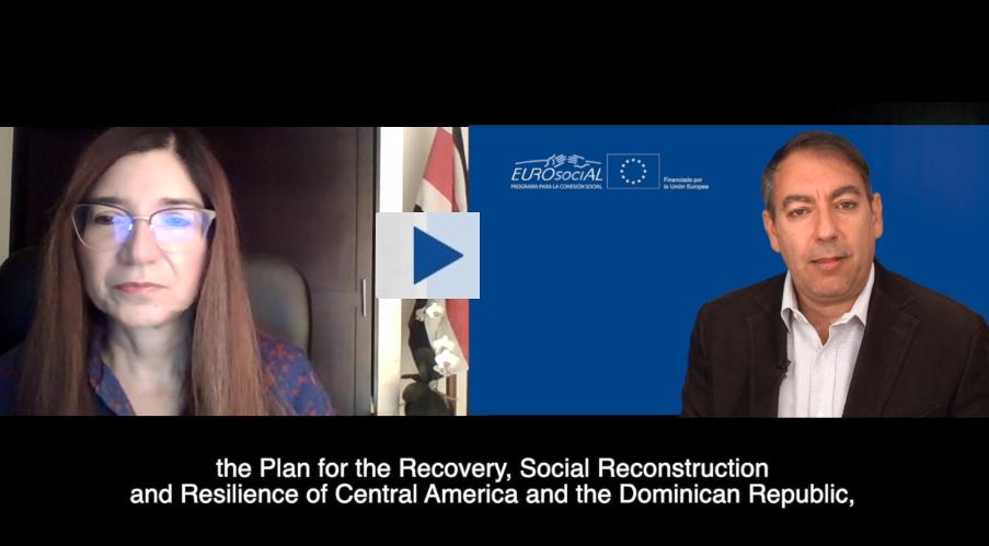 Hablamos de… vivienda y asentamientos humanos en Centroamérica con la ministra Irene Campos