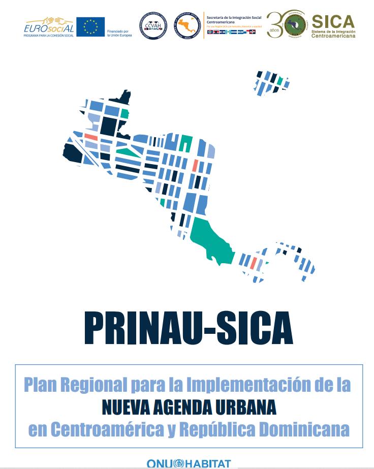 Plan Regional para la Implementación de la NUEVA AGENDA URBANA en Centroamérica y República Dominicana