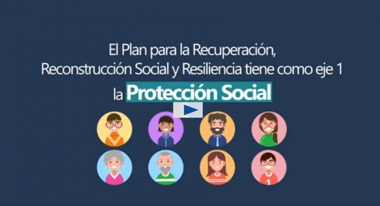 Social protection: Axis 1 of the 3R Plan for Central America and the Dominican Republic