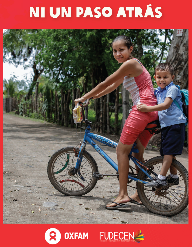 Not one step back: let's close the gaps of multidimensional inequality in El Salvador