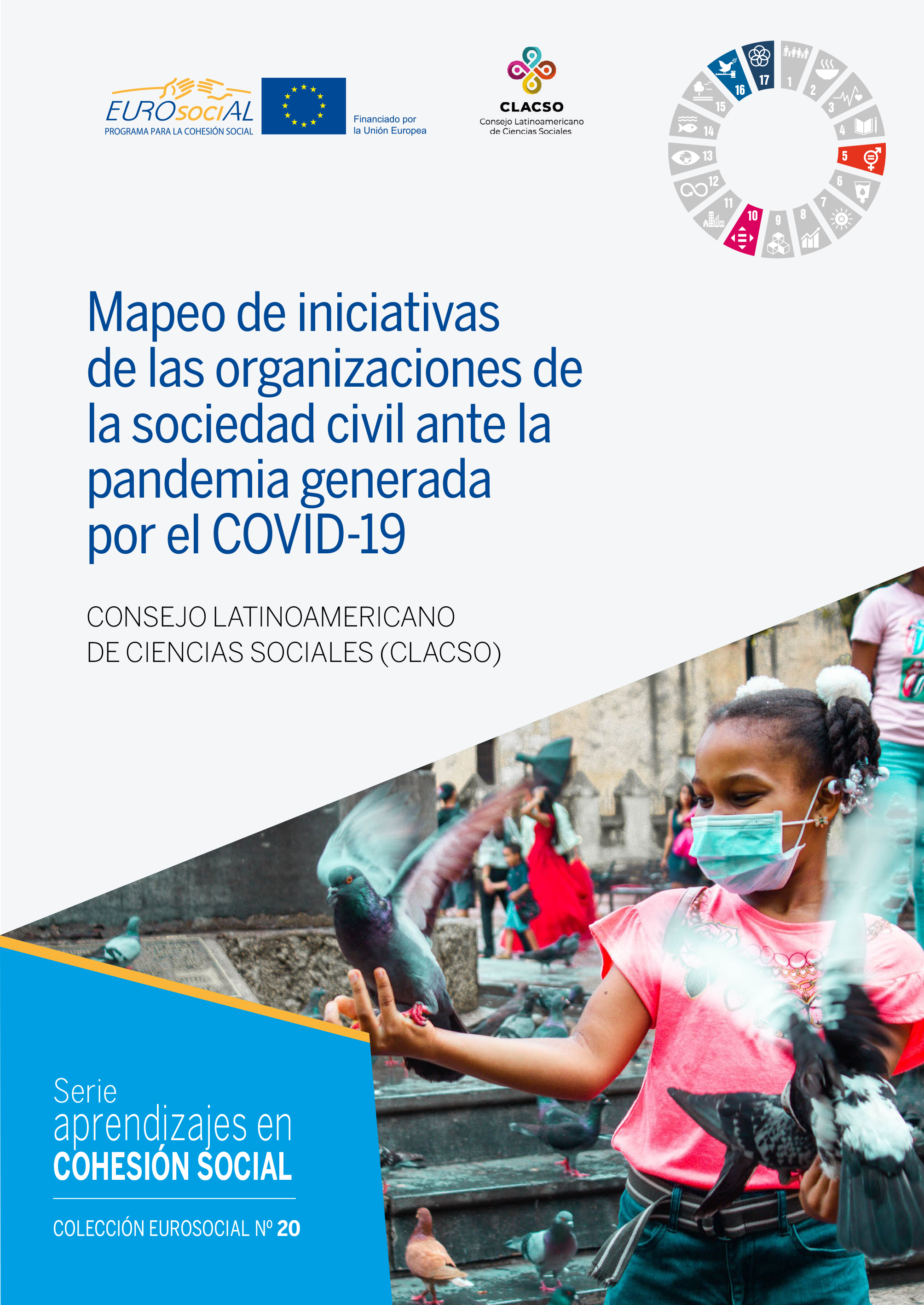 Initiatives of civil society organizations in Latin America in the face of the pandemic