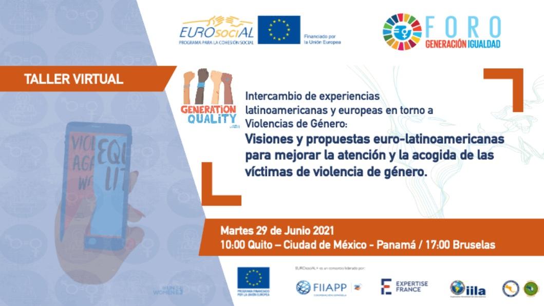 Visiones y propuestas euro-latinoamericanas para mejorar la atención y la acogida de las víctimas de violencia