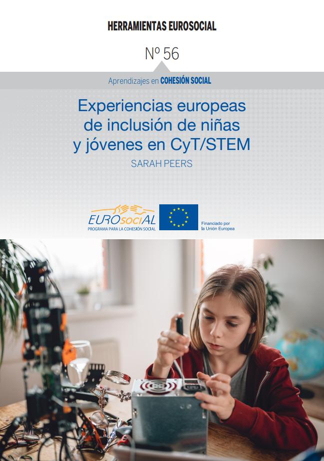 Experiencias europeas de inclusión de niñas y jóvenes en CyT/STEM