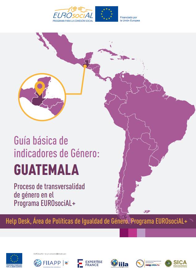 Guía básica de indicadores de Género: Guatemala