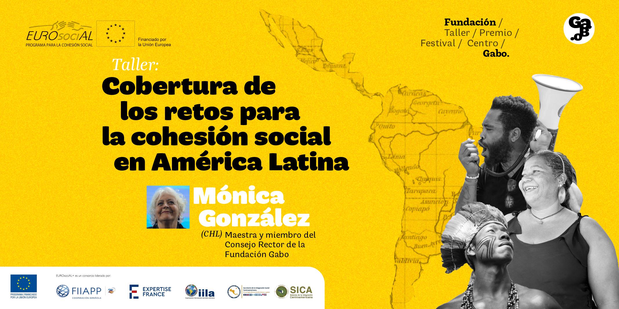 Cobertura de los retos para la cohesión social en América Latina